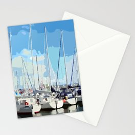 Harbor flair Stationery Cards