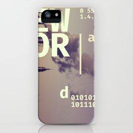 COLLAGE 1 (#2) iPhone Case