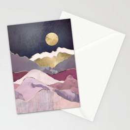 Raspberry Dream Stationery Cards