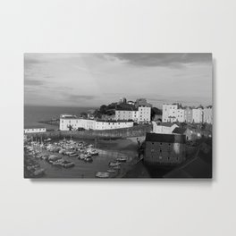 The Bay Metal Print