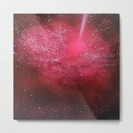 Birth of a Star Metal Print