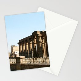 Temple of Luxor, no. 30 Stationery Cards