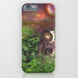 Planet Hemp iPhone Case