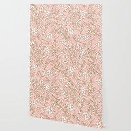 Wildflower CottageCore English Garden Wallpaper