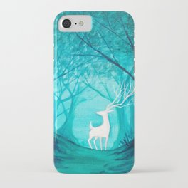 White Stag iPhone Case