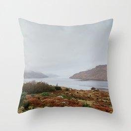 Killary Fjord - Ireland Throw Pillow