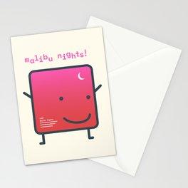 LANY Malibu Nights Filo Stationery Cards