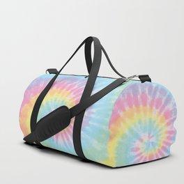 Pastel Tie Dye Sporttaschen