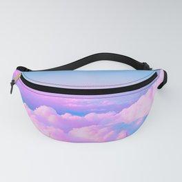 Bubblegum Sky Fanny Pack