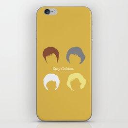 The Girls iPhone Skin
