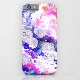 Rainbow Marigolds iPhone Case