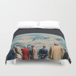THAT USED TO BE MY HOME Duvet Cover