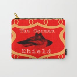 The German Shield Carry-All Pouch