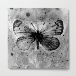 Butterfly Prayers No. 1L by Kathy Morton Stanion Metal Print