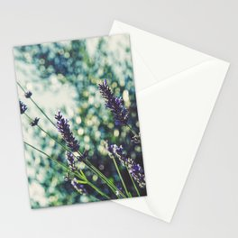 Field of Flowers 10 Stationery Cards