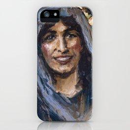 Joy of Mary iPhone Case
