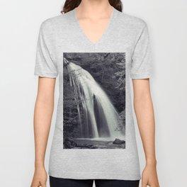 Djur-Djur Waterfall Unisex V-Neck
