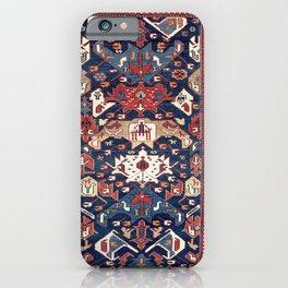 Bijov Kuba East Caucasus Rug Print iPhone Case