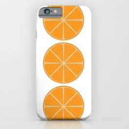 Vitamin C iPhone Case
