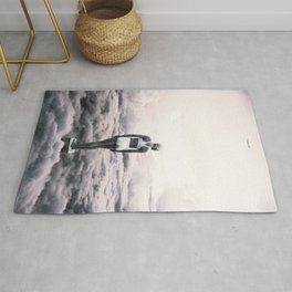 Ready to dive ... Rug