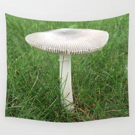 Fungus Among Us (light grey) Wall Tapestry