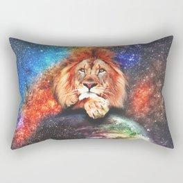 Guardian of the earth Rectangular Pillow