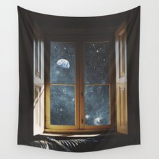 WINDOW TO THE UNIVERSE Wall Tapestry