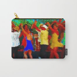 Cuban dancers Carry-All Pouch