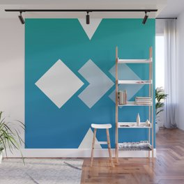 The Graphic Wall Mural