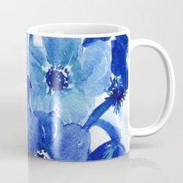 blue stillife Coffee Mug