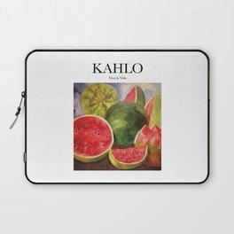 Kahlo - Viva la Vida Laptop Sleeve