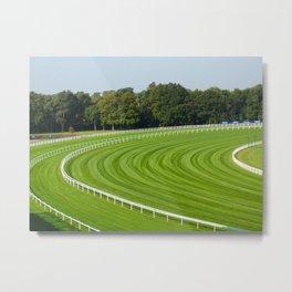 Royal Ascot Race Track Metal Print