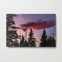 sunset hues #2 Metal Print