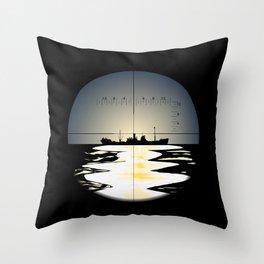 Periscope Throw Pillow