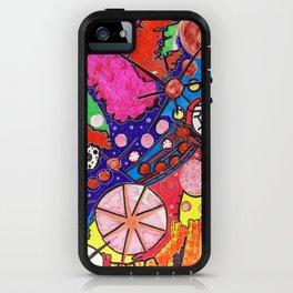 cosmic happenstance iPhone Case