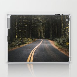 Washington road Laptop & iPad Skin