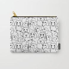 Oh Dachshund Carry-All Pouch