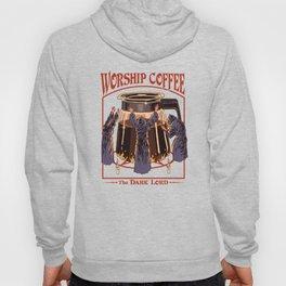 Worship Coffee Hoodie