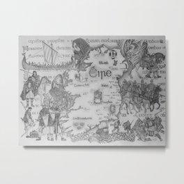 Hibernia Metal Print