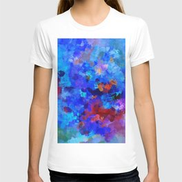 Abstract Seascape Painting T-shirt