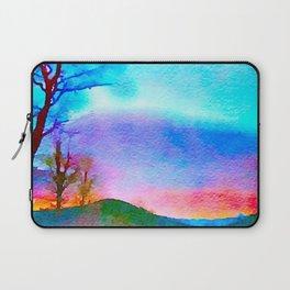 Rainbow, The Eden of Creativity Laptop Sleeve