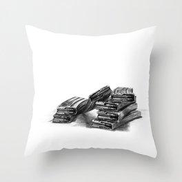 Two Hundred Ten Throw Pillow