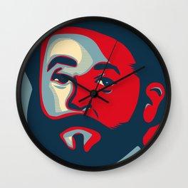 Béton You Can Wall Clock