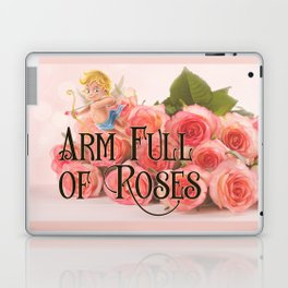Arm Full of Roses Laptop & iPad Skin