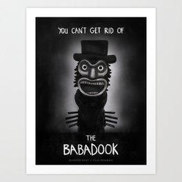 The Babadook Art Print
