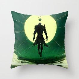 Apotheosis Throw Pillow