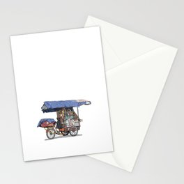 Rebusque Stationery Cards