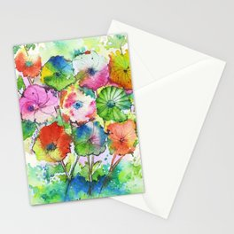 Inspired by nature Stationery Cards
