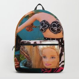 Jungle Barbie Backpack