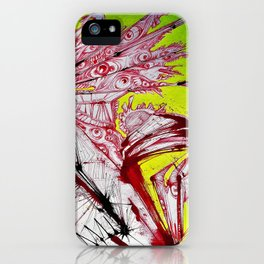 Hell's Garden iPhone Case